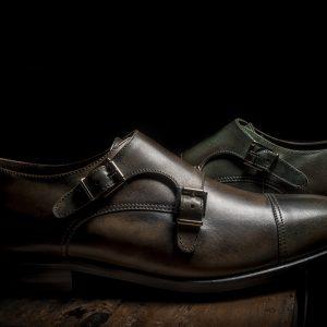 Heren luxe schoenen
